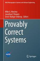Provably Correct Systems by Mike Hinchey