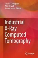 Industrial X-Ray Computed Tomography by Wim Dewulf