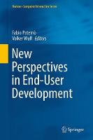 New Perspectives in End-User Development by Fabio Paterno