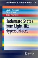 Hadamard States from Light-like Hypersurfaces by Claudio Dappiaggi