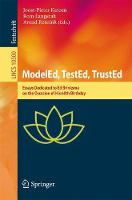 ModelEd, TestEd, TrustEd Essays Dedicated to Ed Brinksma on the Occasion of His 60th Birthday by Joost-Pieter Katoen