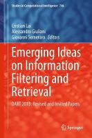 Emerging Ideas on Information Filtering and Retrieval DART 2013: Revised and Invited Papers by Cristian Lai