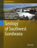 Geology of Southwest Gondwana by Siegfried Siegesmund