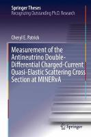 Measurement of the Antineutrino Double-Differential Charged-Current Quasi-Elastic Scattering Cross Section at MINERvA by Cheryl E. Patrick
