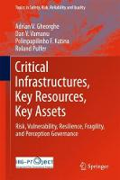 Critical Infrastructures, Key Resources, Key Assets Risk, Vulnerability, Resilience, Fragility, and Perception Governance by Adrian V. Gheorghe, Dan Vamanu, Polinpapilinho F. Katina, Roland Pulfer