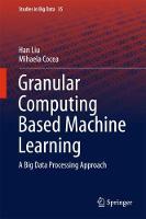 Granular Computing Based Machine Learning A Big Data Processing Approach by Han Liu, Mihaela Cocea