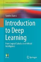 Introduction to Deep Learning From Logical Calculus to Artificial Intelligence by Sandro Skansi