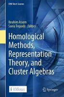 Homological Methods, Representation Theory, and Cluster Algebras by Ibrahim Assem