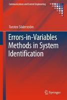 Errors-in-Variables Methods in System Identification by Torsten Soderstrom