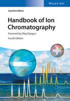 Handbook of Ion Chromatography, 3 Volume Set by Joachim Weiss, Oleg Shpigun