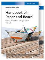 Handbook of Paper and Board 2 Volume Set by Herbert Holik