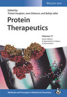 Protein Therapeutics 2 Volume Set by Tristan Vaughan