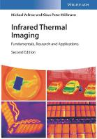 Infrared Thermal Imaging Fundamentals, Research and Applications by Michael Vollmer, Klaus-Peter Mollmann