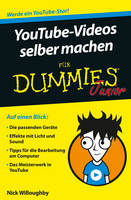 YouTube-Videos selber machen fur Dummies Junior by Nick Willoughby