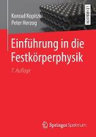 Einfuhrung in Die Festkorperphysik by Konrad Kopitzki