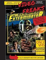Video Freaks Volume 5 by Till Bamberg, Christopher Feldmann