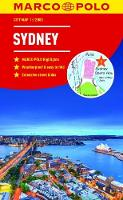 Sydney Marco Polo City Map 2018 - pocket size, easy fold, Sydney street map by Marco Polo