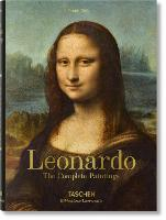Leonardo Da Vinci The Complete Paintings by Frank Zollner