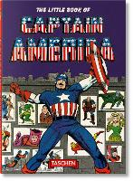 The Little Book of Captain America by Roy Thomas