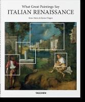 What Great Paintings Say Italian Renaissance by