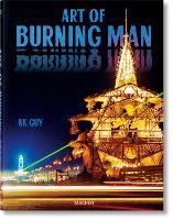 ART OF BURNING MAN by NK Guy