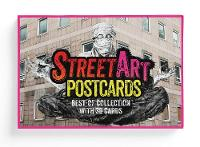 Streetart Postcards Best of Collection with 30 Cards by Joab Nist