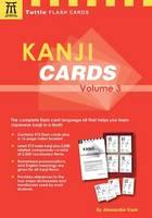 Kanji Cards by Alexander Kask