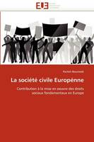 La Soci?t? Civile Europ?nne by Aboutaieb-R