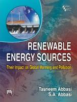 Renewable Energy Sources by Tasneem Abbasi, S. A. Abbasi