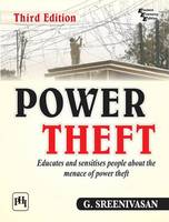 Power Theft by G. Sreenivasan