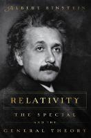 RELATIVITY The Special and the General Theory by Albert Einstein