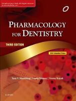 Pharmacology for Dentistry by Tara, Dr. Shanbhag, Smita, Dr. Shenoy, Veena, Dr. Nayak