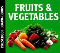 Fruit & Vegetables Preschool Board-Books by Pegasus