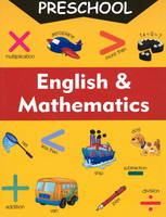 Preschool English and Mathematics by B Jain Publishing