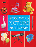 My 500 Word Picture Dictionary by Pegasus