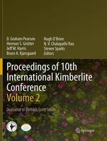 Proceedings of 10th International Kimberlite Conference Volume 2 by Jeff W. Harris