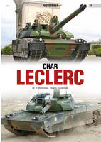 Char Leclerc by M. P. Robinson, Thiery Guillemain