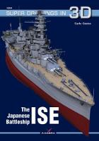 The Japanese Battleship Ise by Carlo Cestra