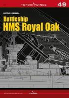 Battleship HMS Royal Oak by Witold Koszela