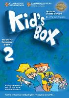 Kid's Box Level 2 Teacher's Resource Book with Audio CDs (2) Updated English for Spanish Speakers by Kathryn Escribano, Caroline Nixon, Michael Tomlinson