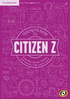 Citizen Z C1 Teacher's Book by Brian Hart, Herbert Puchta, Jeff Stranks, Peter Lewis-Jones