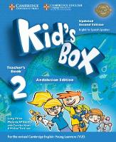 Kid's Box Level 2 Teacher's Book Updated English for Spanish Speakers by Lucy Frino, Melanie Williams, Caroline Nixon, Michael Tomlinson