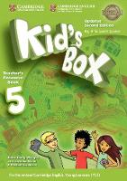 Kid's Box Level 5 Teacher's Resource Book with Audio CDs (2) Updated English for Spanish Speakers by Kate Cory-Wright, Caroline Nixon, Michael Tomlinson