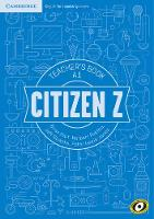 Citizen Z A1 Teacher's Book by Brian Hart, Herbert Puchta, Jeff Stranks, Peter Lewis-Jones