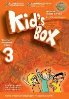 Kid's Box Level 3 Teacher's Resource Book with Audio CDs (2) Updated English for Spanish Speakers by Kathryn Escribano, Caroline Nixon, Michael Tomlinson