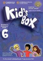 Kid's Box Level 6 Teacher's Resource Book with Audio CDs (2) Updated English for Spanish Speakers by Kate Cory-Wright, Caroline Nixon, Michael Tomlinson