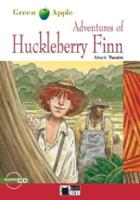 Green Apple Adventures of Huckleberry Finn + audio CD by Ernest McCarus