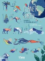 Planet Earth Infographic Plates To Explore Our World by Chiara Piroddi
