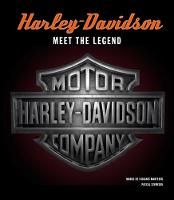 Harley-Davidson: Meet the Legend by Pascal Symezak