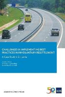 Challenges in Implementing Best Practices in Involuntary Resettlement A Case Study in Sri Lanka by Asian Development Bank